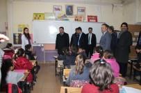 ENVER ÖZDERİN - İl Başkanı Aydın, Öğrencilerle Bir Araya Geldi