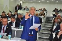 ADALET VE KALKıNMA PARTISI - İzmir Büyükşehir Belediye Meclisinde 'Körfez Geçişi' Tartışması