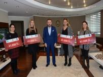 FATMA SEHER - İzmit'te Kadın Girişimcilere 450 Bin Lira Kredi Verildi