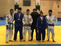 KAĞıTSPOR - Kağıtsporlu Judocular Bursa'da Fırtına Gibi Esti
