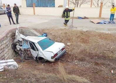Korkunç kaza! 3 ölü, 1 yaralı