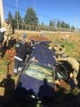 KOMANDO - Kanala Uçan Otomobilin Sürücüsünü Komandolar Kurtardı
