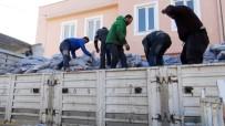 KÖMÜR YARDIMI - Kilis'te 10 Bin Dar Gelirli Aileye Kömür Dağıtımı Sürüyor