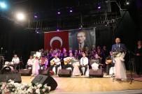 RUMELI - Kırklareli Kent Konseyi Türk Halk Müziği Korosu'ndan Türkü Şöleni
