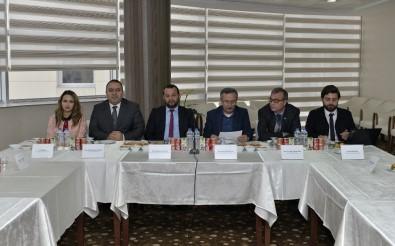 KMÜ'de Basın Çalıştayı Düzenlendi