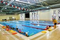 YÜZME - Maltepe'de 4 Yılda 4 Bin Çocuk Yüzme Öğrendi