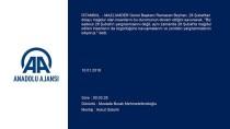 ADALET SARAYI - MAZLUMDER'den '28 Şubat Siyasi Yargı Kararları İptal Edilsin' Talebi