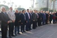 ÇALIŞMA BAKANI - Mersin'de 10 Ocak Çalışan Gazeteciler Günü Kutlandı
