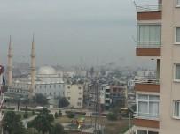 KÖMÜR YARDIMI - Mersin'in Havası Kirli Çıktı
