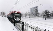 KARLA MÜCADELE - Meteoroloji Uyardı Açıklaması 'Sonunda Kar Geliyor'