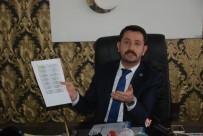 SİZCE - MHP'den Yurt Kantinlerinde Naylon Fatura Kullanılıyor İddiası