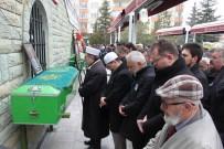 ESKIŞEHIR OSMANGAZI ÜNIVERSITESI - MHP'li Şaban Temel Son Yolculuğuna Uğurlandı