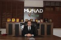 OBJEKTİF - Müsiad'dan Çalışan Gazeteciler Günü Mesajı