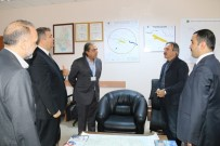 KAPADOKYA - Nevşehir Hacı Bektaş Veli Üniversitesi 'Uçak Bakım Onarım Projesi' İlerliyor