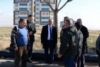 KAHVEHANE - Niğde Belediye Başkanı Rifat Özkan Halkın İçinde