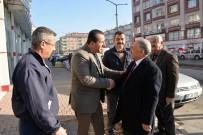 MEHMET ACAR - Niğde Belediye Başkanı Rifat Özkan;  'Hep Birlikte Çalışacağız Hep Birlikte Başaracağız'