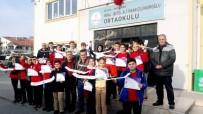 TÜRK HAVA KURUMU - Öğrenciler kendi uçaklarını yaptı