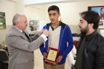 YUSUF POLAT - Oltu Anadolu Lisesi Siyer-İ Nebi Yarışmasında Da Birinci
