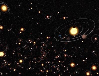 'Öte gezegenler tıpatıp aynı'