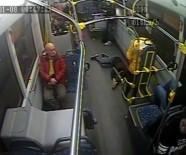 MİLLET CADDESİ - Otobüs Şoförü Genci Hastaneye Böyle Yetiştirdi