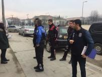 Polis Ekipleri Okul Çevrelerinde Denetimlerini Sürdürüyor