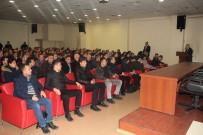 ÖZEL GÜVENLİK GÖREVLİSİ - Polis Ekipleri, Özel Güvenlik Görevlisi Personeline Eğitim Verdi
