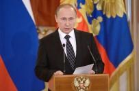 RUSYA DEVLET BAŞKANı - Putin Seçim Öncesi Orayı Ziyaret Etti