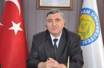 HARRAN ÜNIVERSITESI - Rektör Taşaltın'dan 10 Ocak Çalışan Gazeteciler Günü Mesajı