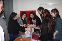 MASAJ - Sağlık Personeline 'İleri Yaşam Desteği' Eğitimi