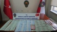 Sahte Para İle 3 İl Gezdiler Pompacıya Yakalandılar