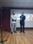 DEVİR TESLİM - Sarıkamış Anadolu Gençlik Derneği'nde Görev Değişimi