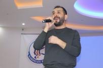 Şarkıcı Ersan Er Kardelen Koleji Öğrencileriyle Buluştu