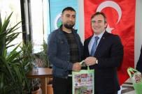 Siirt Belediye Başkan Vekili Taşkın, Gazetecilerle Bir Araya Geldi