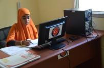 ALI KURT - Somali Bilimler Ve Sanat Akademisi Merkezi'ne Tadilat Ve Donanım Desteği