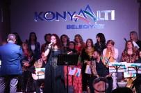 KONYAALTI BELEDİYESİ - THM Kadınlar Korosu'dan Yılın İlk Konseri