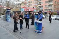 KAMU GÖREVLİSİ - Toplum Destekli Polisler, Telefon Dolandırıcılığı Konusunda Uyardı