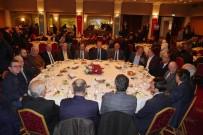 Trabzon Basını Çalışan Gazeteciler Gününde Bir Araya Geldi