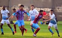 1461 TRABZON - Trabzonspor İle 1461 Trabzon Yenişemedi