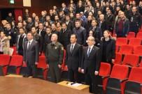 ÖZEL GÜVENLİK GÖREVLİSİ - Uşak'ta Özel Güvenlik Görevlisi Olarak Çalışanlara Bilgilendirme Semineri Düzenlendi