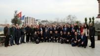 SAKARYA VALİSİ - Vali Balkanlıoğlu, Gazeteciler İle Bir Araya Geldi