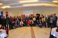 Vali Ceylan , Gazeteciler İle Bir Araya Geldi