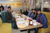 SÜLEYMAN ELBAN - Vali Elban Basın Mensupları İle Bir Araya Geldi
