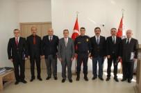 POLİS TEŞKİLATI - Vali Kalkancı Emniyet Teşkilatını Başarı Belgesiyle Ödüllendirdi