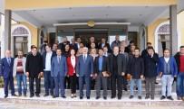 AYDIN VALİSİ - Vali Köşger, Aydınlı Gazetecileri Kahvaltıda Buluşturdu