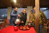 Vali Sonel,Pülümür'e Gitti Renkli Görüntüler Ortaya Çıktı