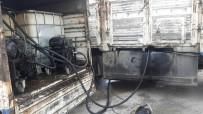 MOTORIN - Van'da Kaçak Akaryakıt Operasyonu
