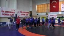 DÜNYA ŞAMPİYONASI - Yasemin Adar'ın Gözü Olimpiyat Şampiyonluğunda