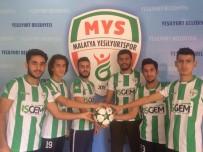 SOSYAL PROJE - Yeşilyurt Belediyespor'da Gençleştirme Operasyonu