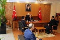 SEYRANI - Ziraatçilerden Vali Kamçı'ya Ziyaret