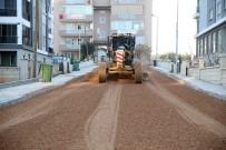 1200 Evler Mahallesi'nde Yeni Yollar Yapılıyor
